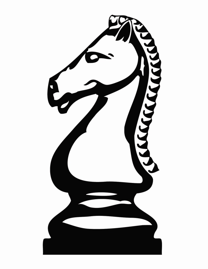 Knight chess piece clipart banner royalty free library Free Chess Knight Cliparts, Download Free Clip Art, Free ... banner royalty free library