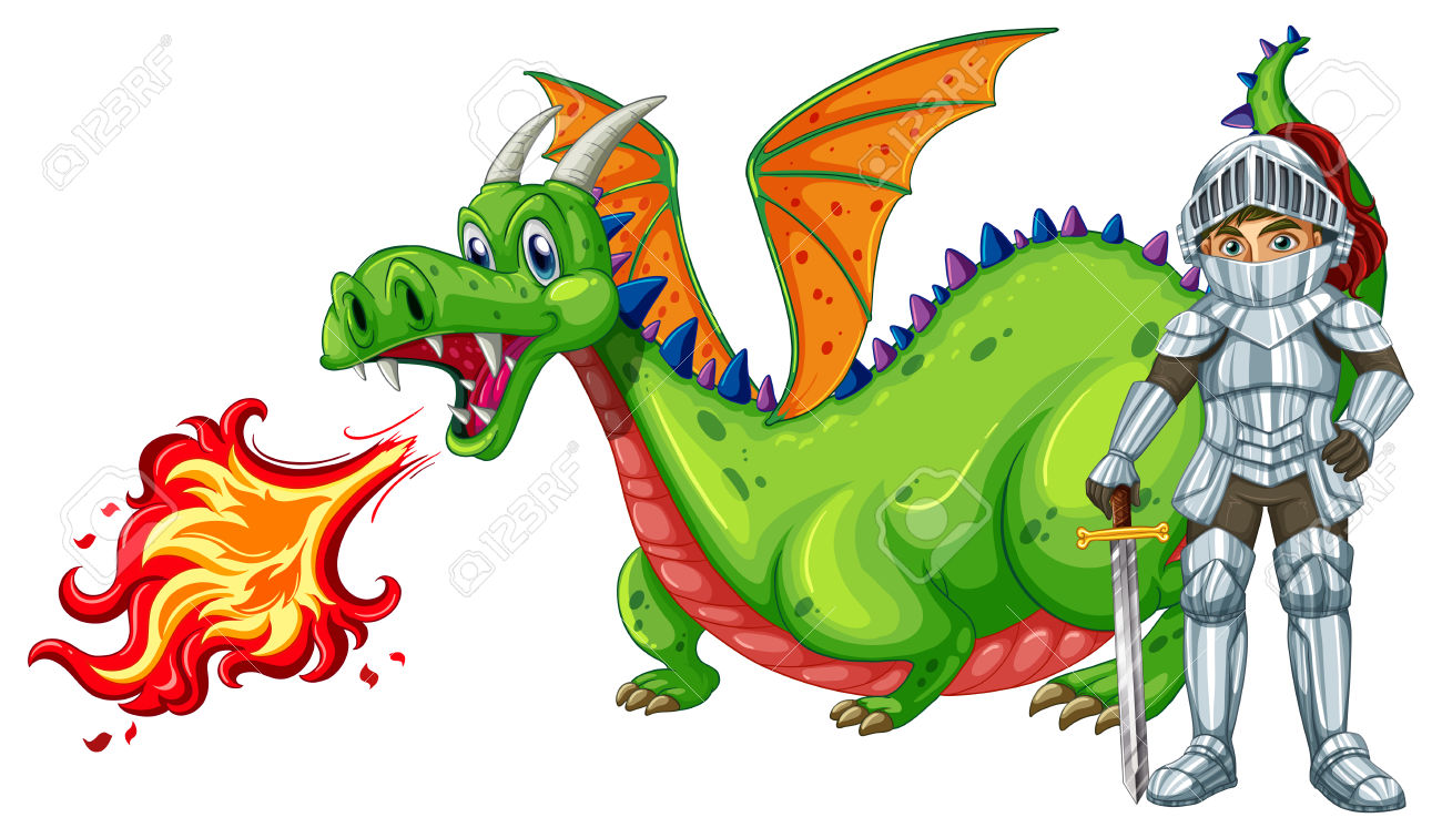 Knight fighting dragon clipart graphic free Knight Cliparts | Free download best Knight Cliparts on ... graphic free