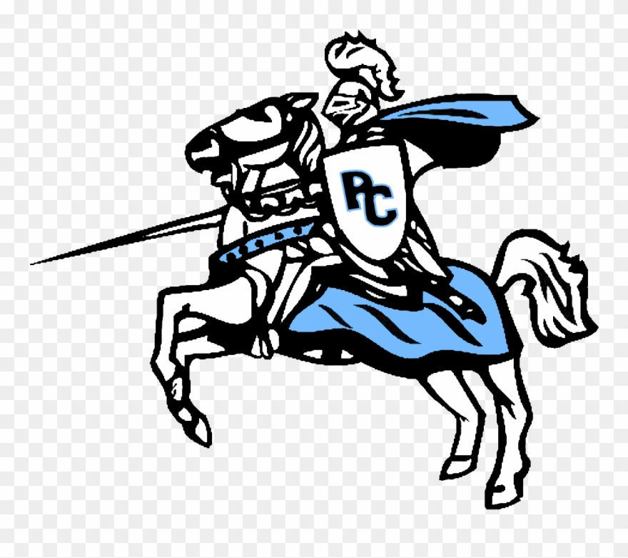 Knight horse clipart graphic library download 10, Parkersburg Catholic - Knight On Horse Clipart - Png ... graphic library download