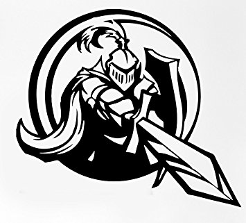 Knight with sword clipart black and white stock Shield And Sword Clipart | Free download best Shield And ... black and white stock