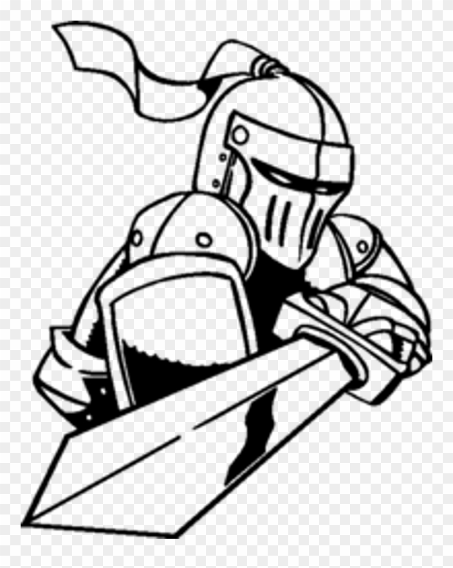 Knight with sword clipart clipart transparent download Knight With A Sword Drawing Clipart (#842659) - PinClipart clipart transparent download