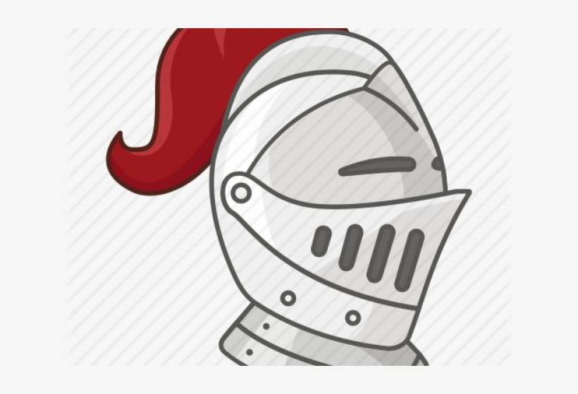Knights helmet clipart graphic freeuse stock Renaissance Clipart Knight Helmet - Transparent Knight ... graphic freeuse stock