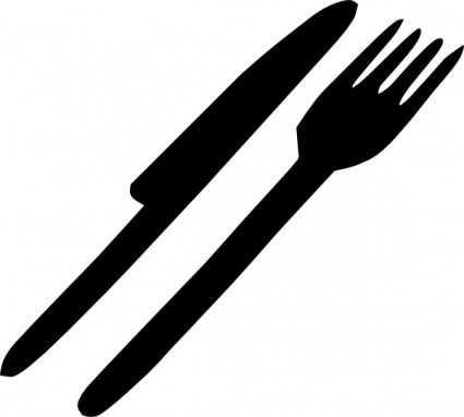 Knives forks spoons from clipart panda picture free stock Fork Knife Silverware clip art | Clipart Panda - Free ... picture free stock