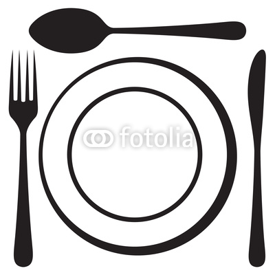 Knives forks spoons from clipart panda clip art library library knife, fork, spoon and plate | Clipart Panda - Free Clipart ... clip art library library