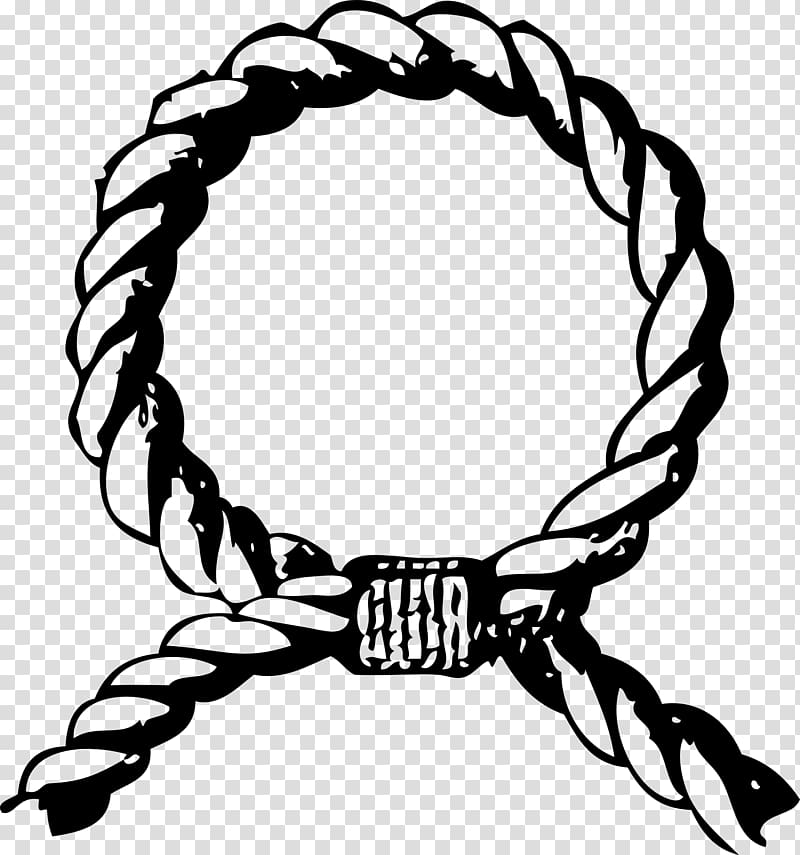 Knotted rope clipart clip art black and white library Knot Rope , rope knot transparent background PNG clipart ... clip art black and white library