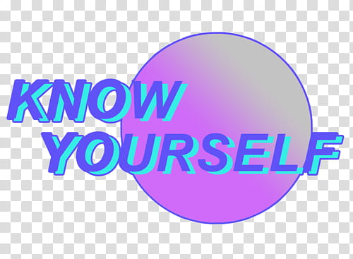 Know yourself clipart vector royalty free stock Watchers Love you so xx, Know Yourself text transparent ... vector royalty free stock