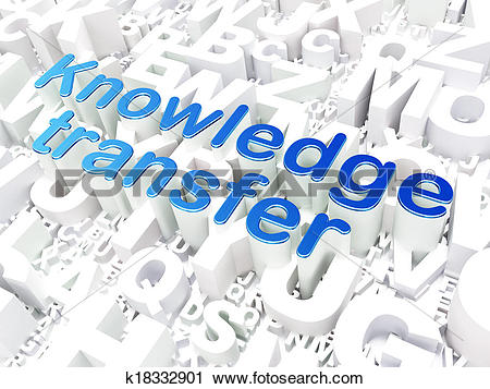 Knowledge transfer clip art svg royalty free Clipart of Education concept: Knowledge Transfer on alphabet ... svg royalty free