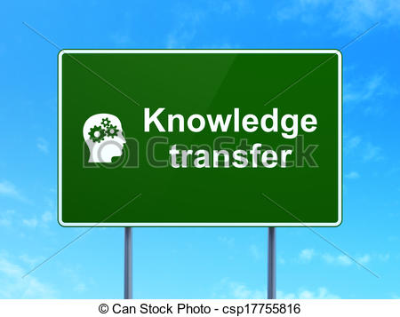 Knowledge transfer clip art jpg royalty free library Clipart of Education concept: Knowledge Transfer and Head With ... jpg royalty free library