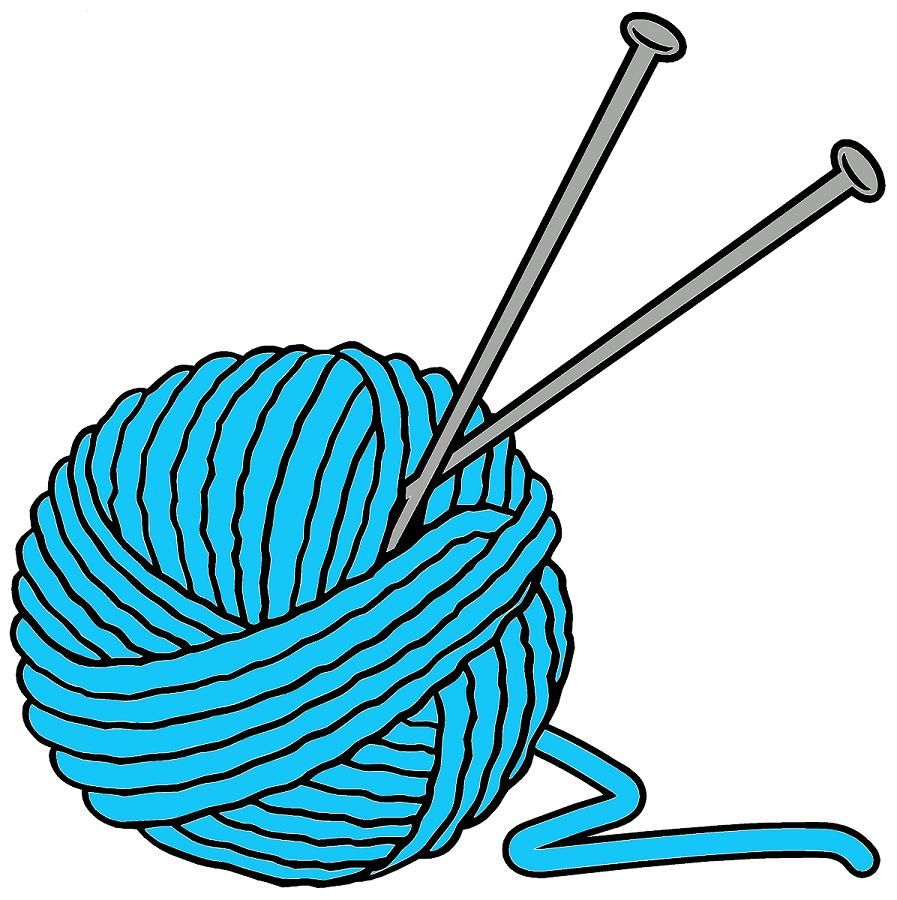 Knting clipart picture royalty free library Yarn Clipart | Craft Knit Patterns | Knitting yarn, Yarn ... picture royalty free library