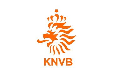 Knvb logo clipart vector black and white library Royal Dutch Football Association (KNVB) | hobbyDB vector black and white library