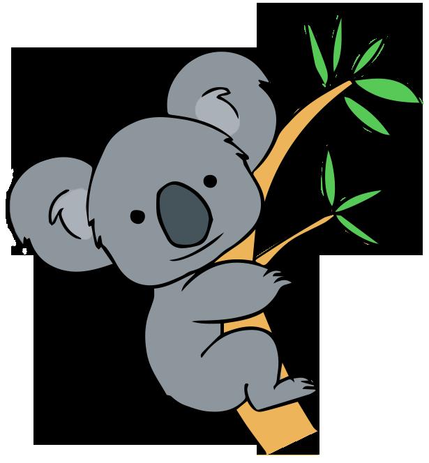Koala bear clipart free image download free cute koala clip art | Cheryl\'s Clipart | Koala ... image download