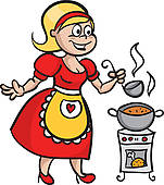 Kochen clipart png download Soup Clip Art - Royalty Free - GoGraph png download