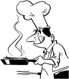 Kochen clipart black and white library Chef Clipart Royalty Free Stock Photos - Image: 9380708 black and white library