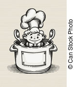 Kochen kinder clipart vector royalty free download Kochen Illustrationen und Clip Art. 175.039 Kochen Lizenzfreie ... vector royalty free download