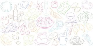 Kochen und backen clipart rahmen jpg stock Kochen und backen clipart rahmen - ClipartFest jpg stock