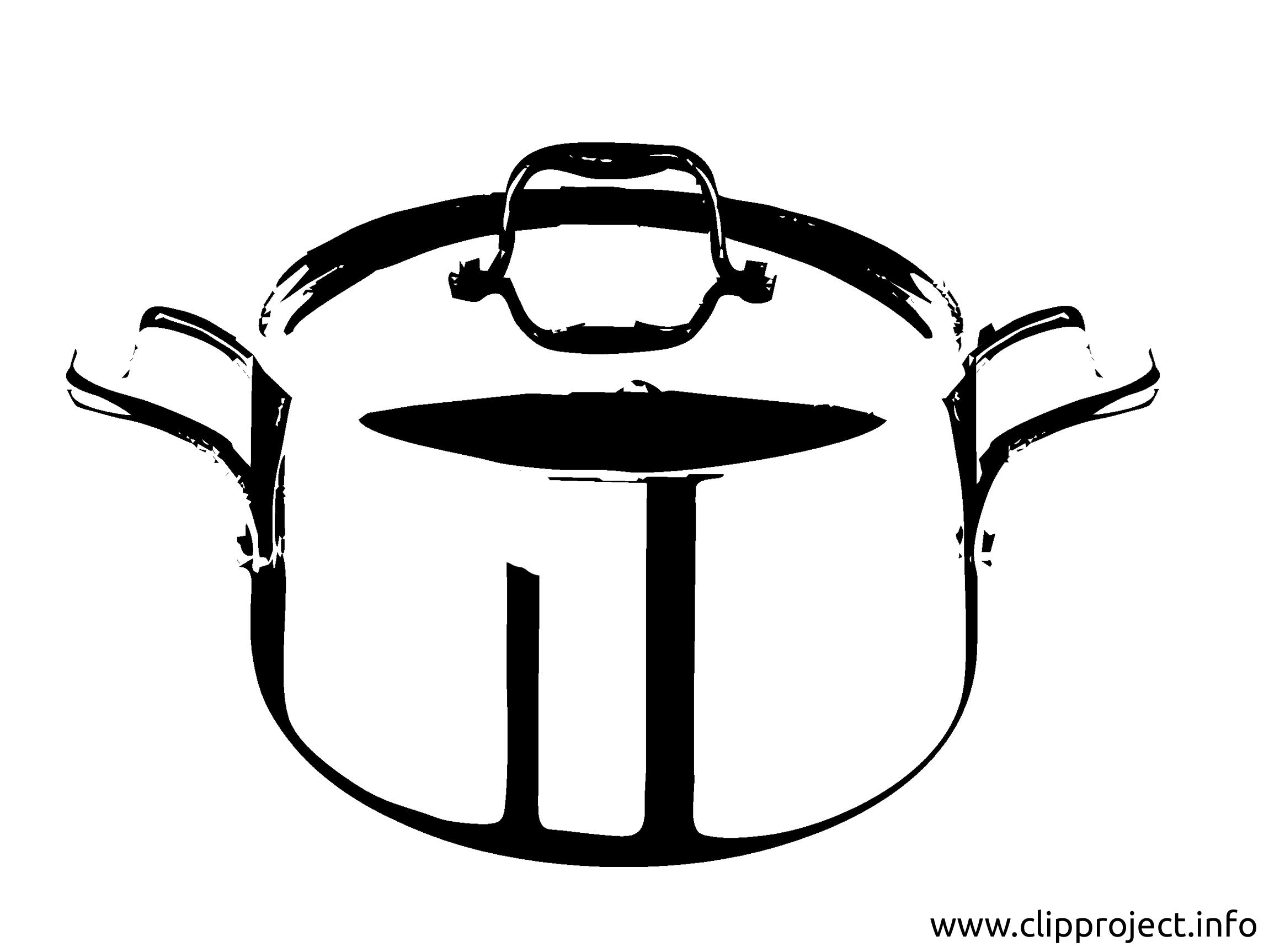 Kochtopf mit deckel clipart image freeuse Clipart kochtopf - ClipartFox image freeuse