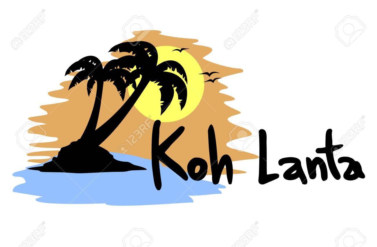 Koh clipart jpg library library Koh lanta beach » Clipart Portal jpg library library
