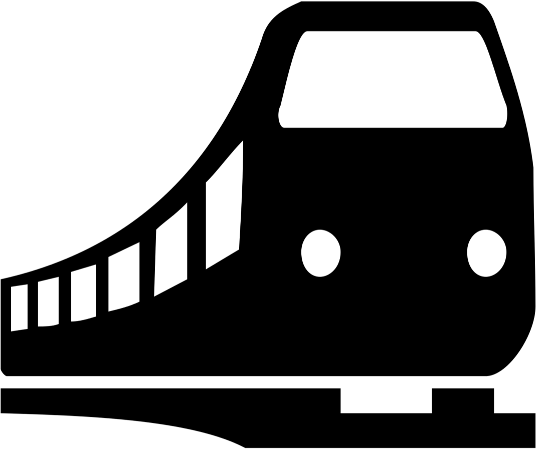 Koh clipart png transparent download Dive4, Getting To Koh Tao - Black And White Train Logo ... png transparent download