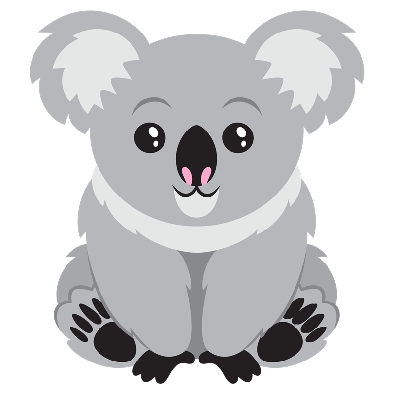 Kola crown clipart transparent library 28+ Collection of Koala Clipart | High quality, free cliparts ... transparent library