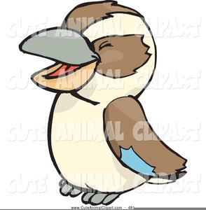 Kookaburra clipart free jpg free stock Kookaburra Free Clipart | Free Images at Clker.com - vector ... jpg free stock
