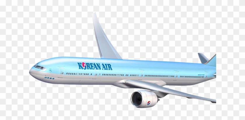 Korean air clipart jpg black and white library Boeing - Korean Air Aircraft, HD Png Download - 720x1157(#3345111 ... jpg black and white library