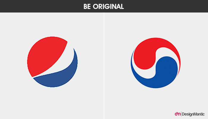 Korean air clipart image library Tips To Make Your Logo Unique | DesignMantic: The Design Shop image library