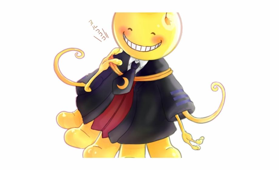 Koro sensei clipart svg royalty free library Assassination Classroom Clipart Png - Assassination Classroom Koro ... svg royalty free library