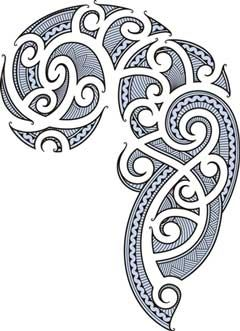 Koru patterns clipart png black and white library koru designs clip art | Cool Maori Patterns | Maori & Polynesian ... png black and white library