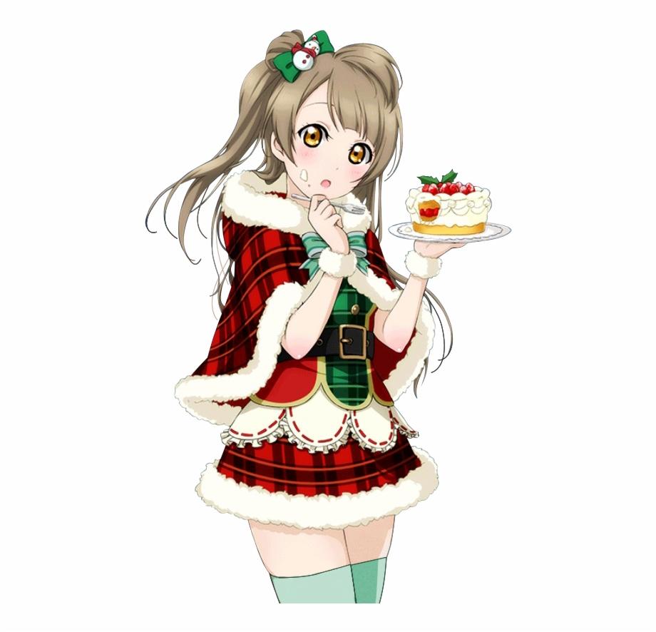 Kotori clipart clip freeuse stock Minami Kotori - Kotori Minami Christmas Free PNG Images & Clipart ... clip freeuse stock