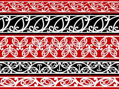 Kowhaiwhai patterns clipart jpg royalty free stock Maori, Kuvitukset and Kuviot on Pinterest jpg royalty free stock