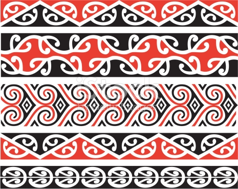 Kowhaiwhai patterns clipart svg royalty free download Kowhaiwhai Images | SpiderPic Royalty Free Stock Photos svg royalty free download