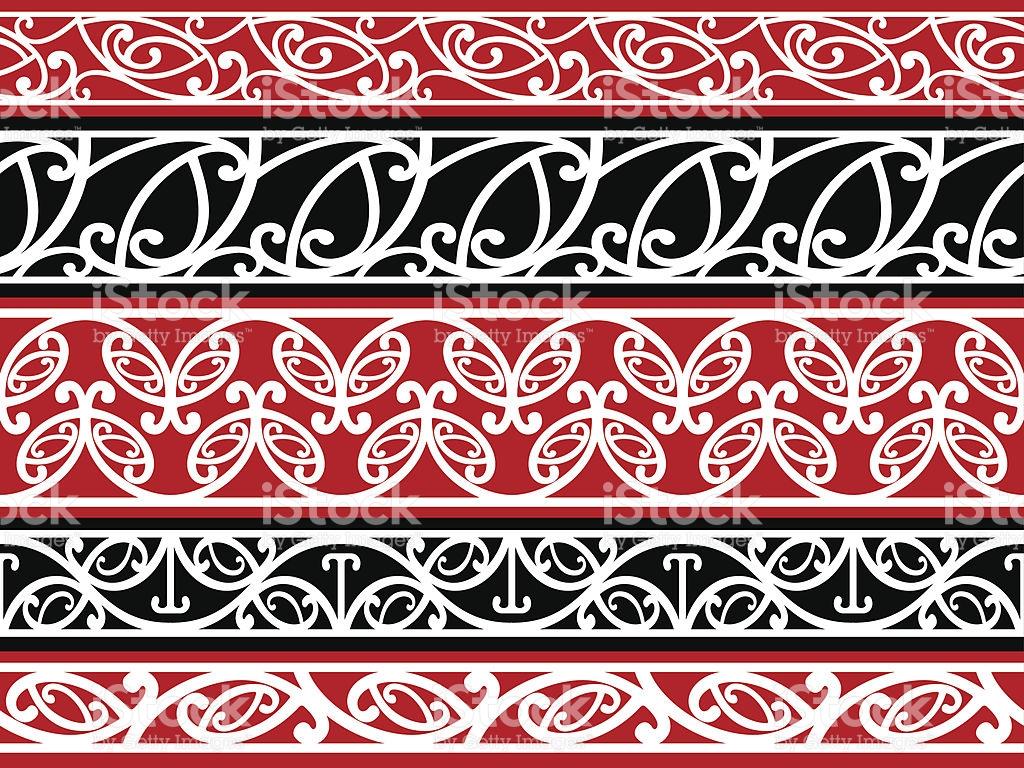 Kowhaiwhai patterns clipart clip royalty free Kowhaiwhai patterns clipart - ClipartFest clip royalty free
