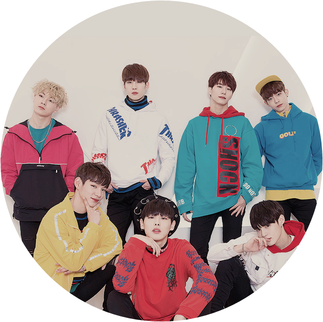 Kpop victon cliparts png download victon kpop colors victonkpop png download