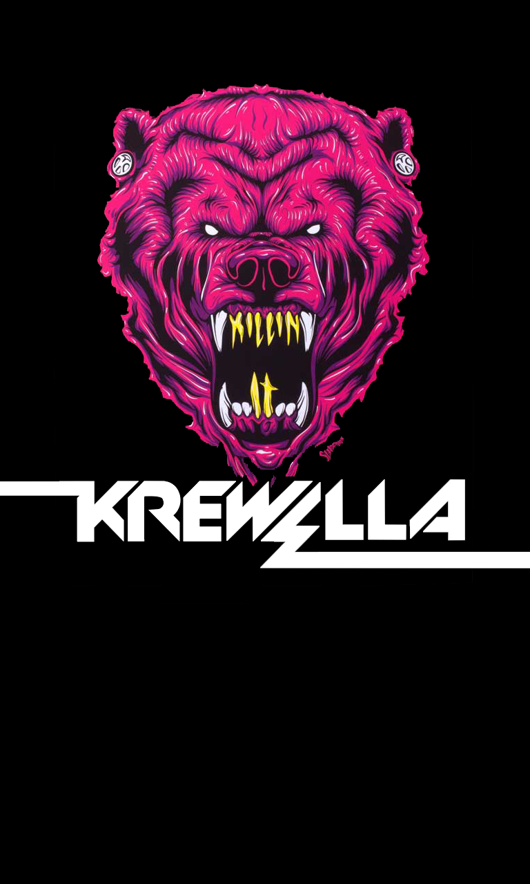Krewella logo clipart graphic free library Krewella Logo Wallpapers - Wallpaper Cave graphic free library