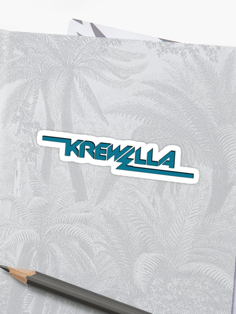 Krewella logo clipart png stock Krewella Logo T-shirts/Hoodies | Sticker png stock