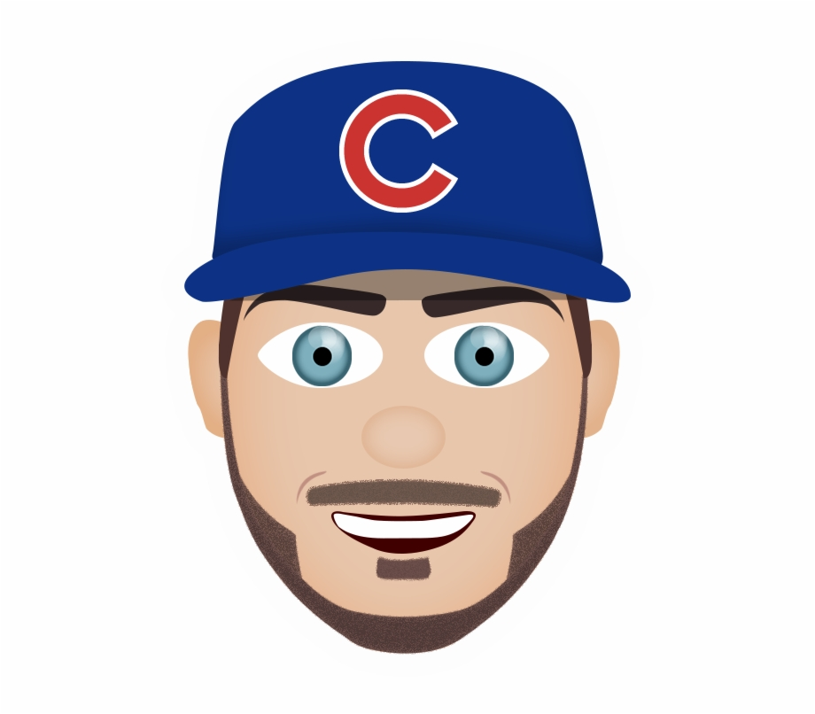 Kris bryant clipart clip art freeuse Chicago Cubsverified Account - Kris Bryant Bitmoji Free PNG Images ... clip art freeuse