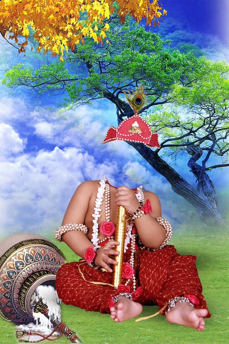 Krishna background clipart png library library Krishna Dress No 1 Download ... | Krishna in 2019 | Studio ... png library library