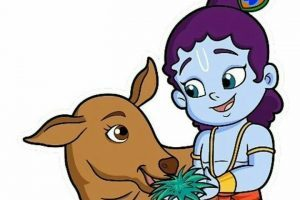 Krishna with cow clipart clip library library Krishna with cow clipart 1 » Clipart Portal clip library library