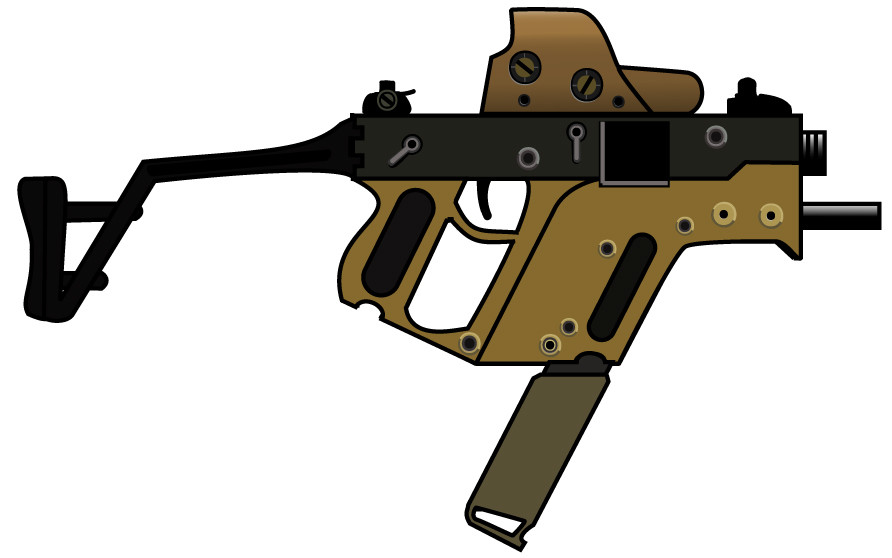 Kriss vector clipart clip freeuse Anthony Marquez - Kriss Vector clip freeuse