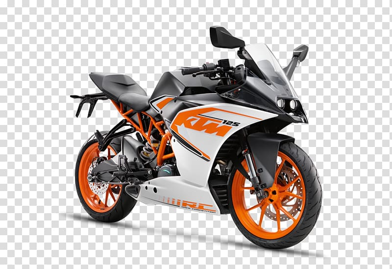 Ktm clipart background banner transparent stock KTM 125 FRR Bajaj Auto Motorcycle KTM 125 Duke, concession ... banner transparent stock