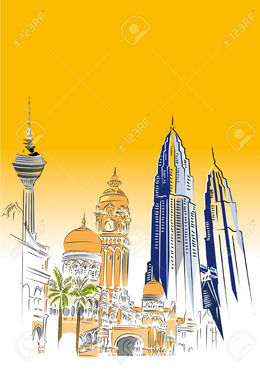 Kuala lumpur clipart png transparent stock Download merdeka background vector clipart Kuala Lumpur Clip art png transparent stock