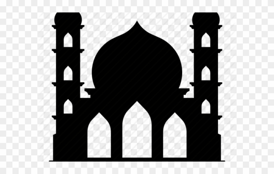 Kubah clipart banner free download Mosque Clipart Moon Png - Icon Kubah Masjid Transparent Png (#540015 ... banner free download