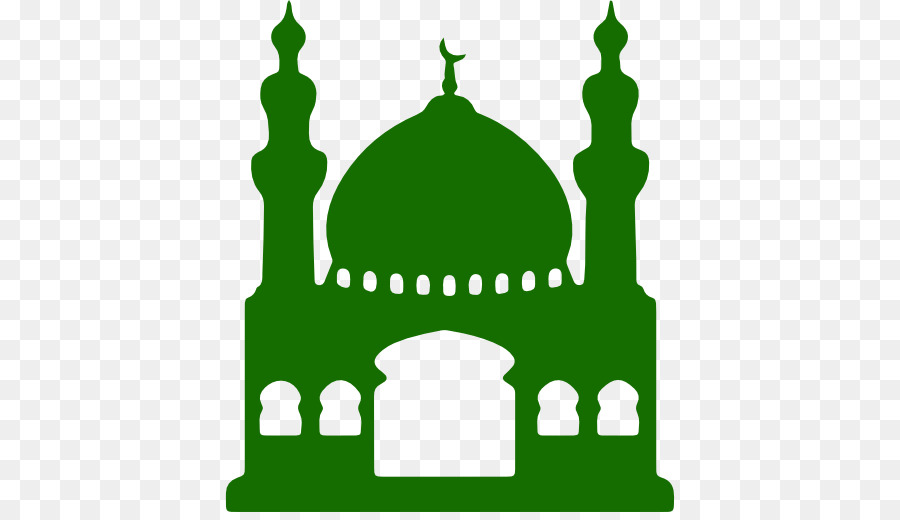 Kubah clipart clipart freeuse stock Green Grass Background clipart - Mosque, Islam, Tree, transparent ... clipart freeuse stock