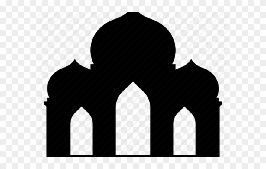 Kubah clipart banner freeuse stock Mosque Clipart Kubah - Mosque - Png Download (#1891171) - PinClipart banner freeuse stock