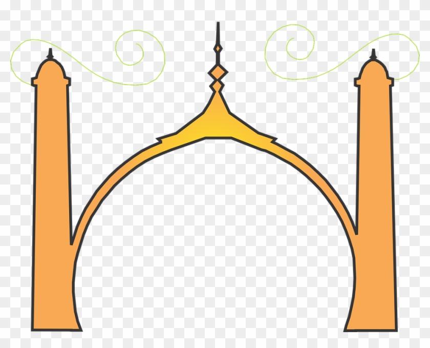 Kubah clipart clip free stock Clipart kubah masjid 6 » Clipart Station clip free stock