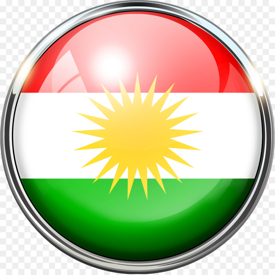 Kurdistan clipart banner black and white download Flag Icon clipart - Circle, Font, Graphics, transparent clip art banner black and white download