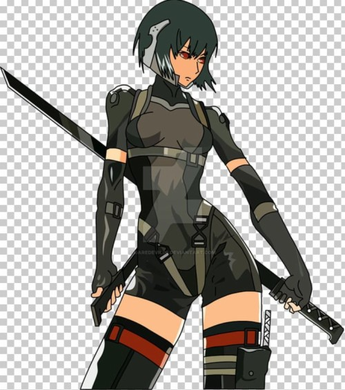 Motoko clipart image black and white library Motoko Kusanagi Anime Female Fan Art Png, Clipart, - Metal Gear ... image black and white library