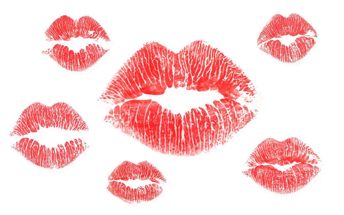 Kussmund clipart picture library stock Das ist der beliebteste rote Lippenstift im Netz | Beauty | Rote ... picture library stock
