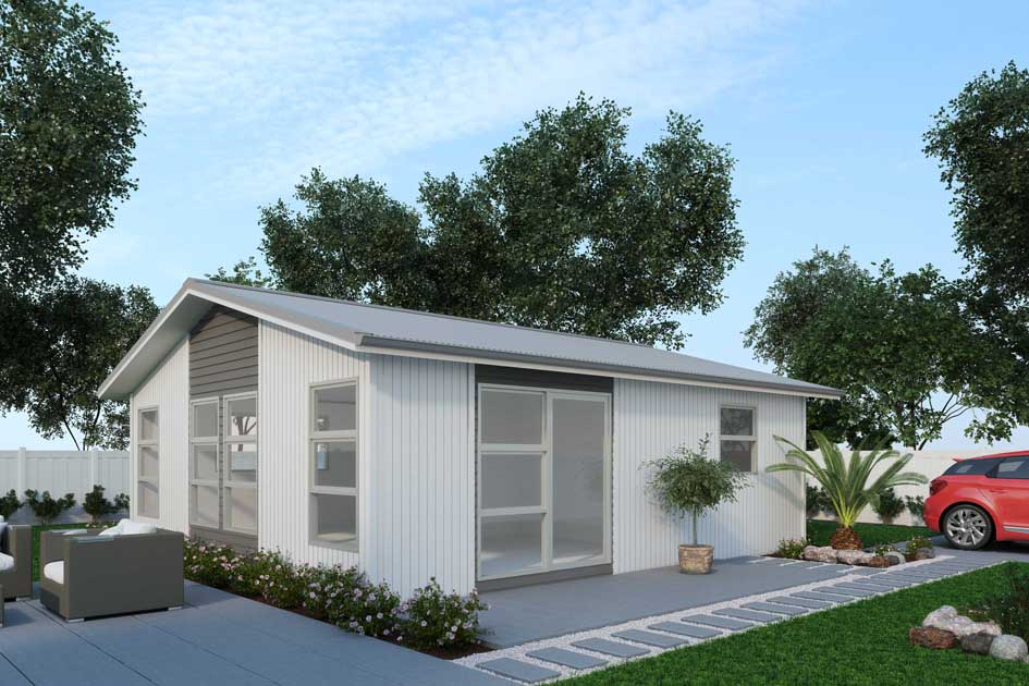 Kwik built kit homes clipart vector library library EasyBuild House Packs   Quality Modular-Style Homes   NZ Wide vector library library