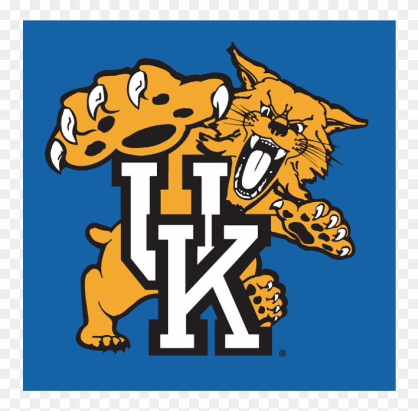 Ky wildcats clipart svg free library Kentucky Wildcats Iron On Stickers And Peel-off Decals - University ... svg free library